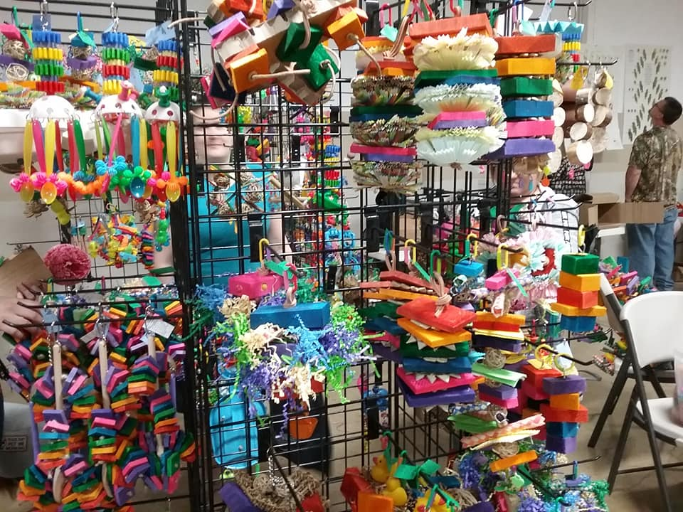 maebs bird fair 2018 toys.jpg