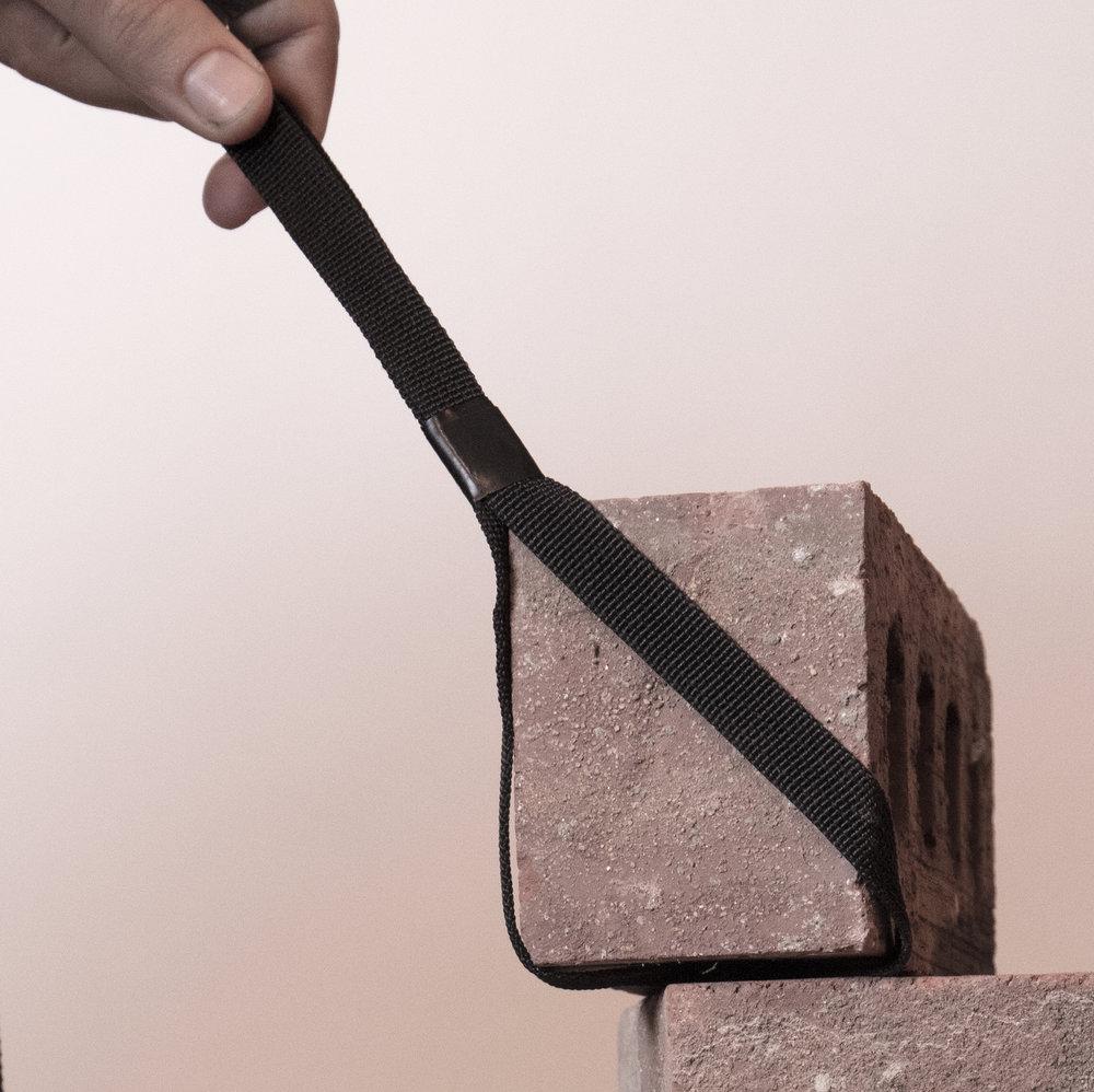 Pulling brick