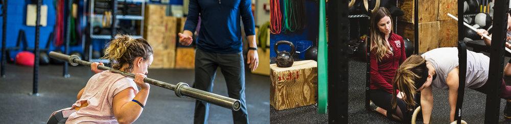 Exercise Coaching -