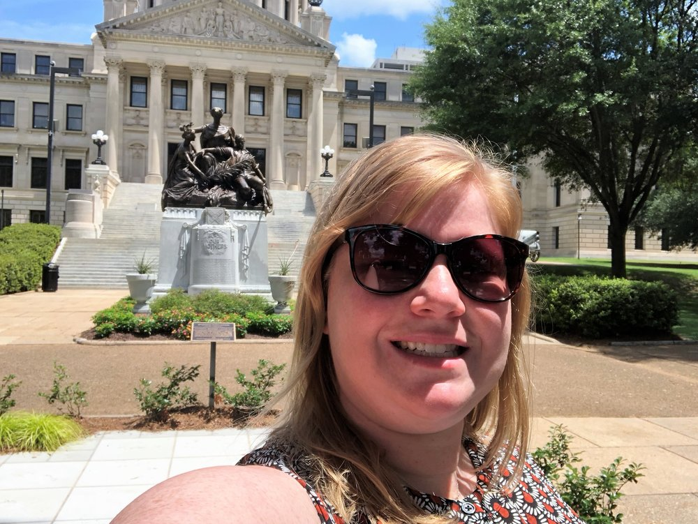 A weekend trip to Mississippi and Alabama and my first solo road trip. Is that a recipe for disaster? Find out how it went in this post.