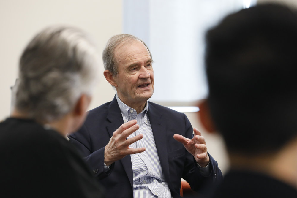 David Boies - Since 1997 David has been the Chairman of Boies Schiller Flexner. Prior to 1997 he was a partner at Cravath, Swaine & Moore. David has been selected as one of the 100 Most Influential People in the World by Time Magazine (2010). He has been named Global International Litigator of the Year by Who's Who Legal an unprecedented seven times, including in 2013.He is the recipient of Honorary Doctor of Laws from the University of Redlands (2000), New York Law School (2007), University of New Hampshire School of Law (2013), and New York University (2013) and an Honorary Doctor of Letters from the Chicago Theological Seminary (2011). His awards include the Award of Merit from the Yale Law School, the ABA Medal from the American Bar Association, the Vanderbilt Medal from New York University Law School, the Pinnacle Award from the International Dyslexia Association, the William Brennan Award from the University of Virginia, the Role Model Award from Equality Forum, the Lead by Example Award from the National Association of Women Lawyers, the Torch of Learning Award from the American Friends of Hebrew University, the Eisendrath Bearer of Light Award from the Union for Reform Judaism, and a Lifetime Achievement Award from the Mississippi Center for Justice. David has been named the Litigator of the Year by The American Lawyer; the Lawyer of the Year by The National Law Journal; runner-up Person of the Year by Time Magazine; the Antitrust Lawyer of the Year by the New York Bar Association; Best Lawyers in America from 1987-2019; Lawdragon 500 Leading Lawyers; and a Star Individual by Chambers USA. He was named one of the Top 50 Big Law Innovators of the Last 50 Years by The American Lawyer in 2013.David served as Chief Counsel and Staff Director of the United States Senate Antitrust Subcommittee in 1978 and Chief Counsel and Staff Director of the United States Senate Judiciary Committee in 1979. In 1991-1993, he was counsel to the Federal Deposit Insurance Corporation, recovering $1.2 billion from companies who sold junk bonds to failed savings and loan associations. In 1998-2000, he served as Special Trial Counsel for the United States Department of Justice in its antitrust suit against Microsoft. David also served as the lead counsel for former Vice-President Al Gore in connection with litigation relating to the 2000 election Florida vote count. As co-lead counsel for the plaintiffs in Perry v. Brown, he won judgments establishing the constitutional right to marry for gay and lesbian citizens in California. Representative clients include Altria, American Express, Apple, Barclays, CBS, DuPont, Heartheaded Productions, HSBC, NASCAR, New York Yankees, Oracle, Sony, and Starr International.David was born in Sycamore, Illinois on March 11, 1941. He attended the University of Redlands (1960-62), and received a B.S. from Northwestern University (1964), an LL.B., magna cum laude from Yale University (1966), and an LL.M. from New York University (1967). He is a member of Phi Beta Kappa, a Fellow of the American College of Trial Lawyers and the International Academy of Trial Lawyers; and a Trustee of the National Constitution Center, Cold Spring Harbor Laboratory, New York University Law School Foundation and St. Luke's-Roosevelt Hospital Center. He is the author of numerous publications including Courting Justice (2004), and Public Control of Business (with Paul Verkuil), published by Little Brown in 1977. He has taught courses at New York University Law School and Cardozo Law School.