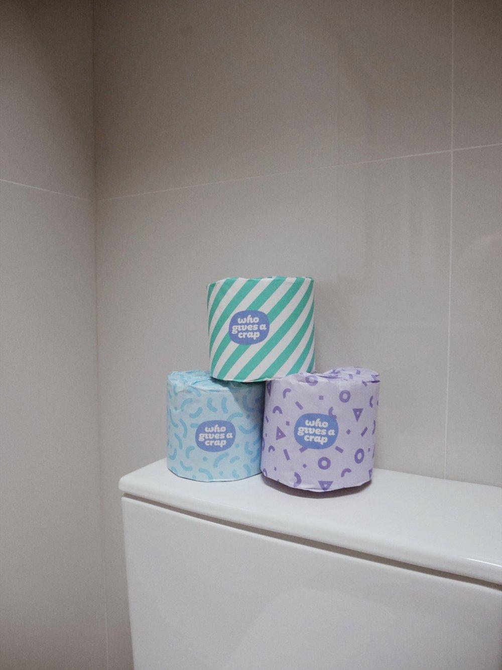 〰️ Toilet paper that builds toilets - Sustainable toilet paper that's also a social enterprise.