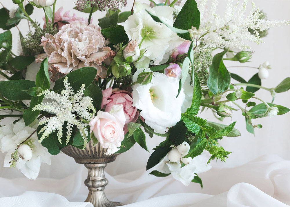 Mini Blush Wedding at the Conservatory of Flowers