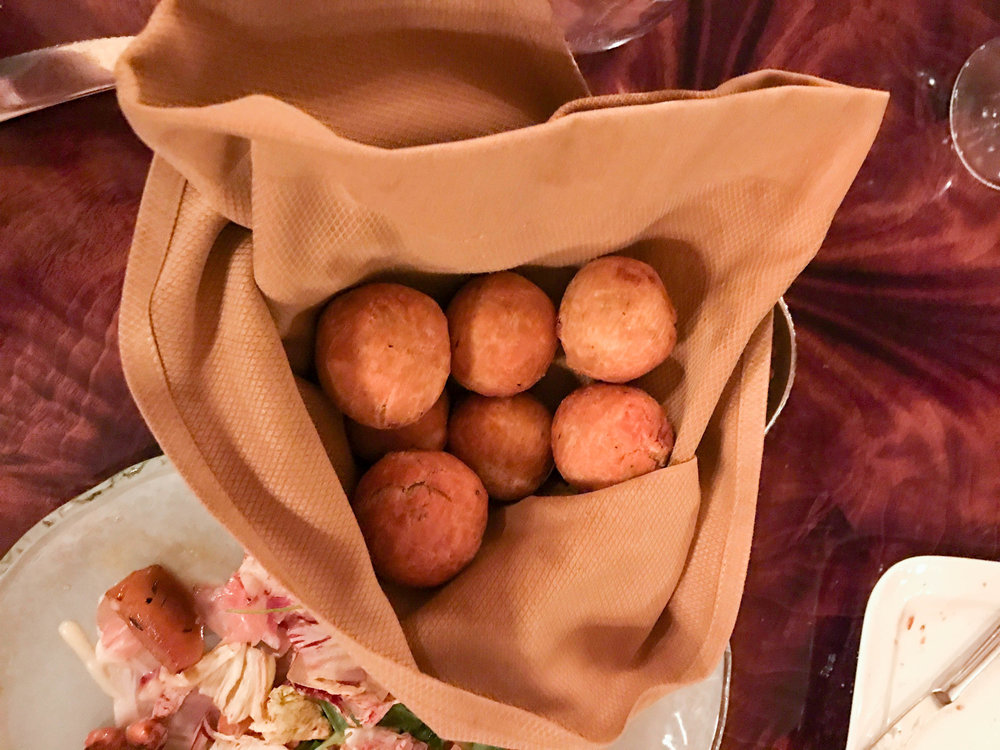carathay circle - signature fried biscuits