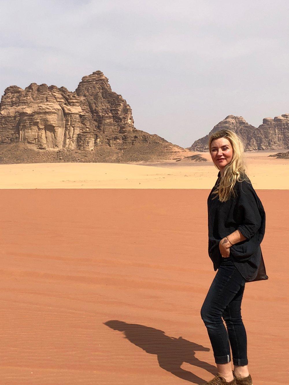 Jordan rejser