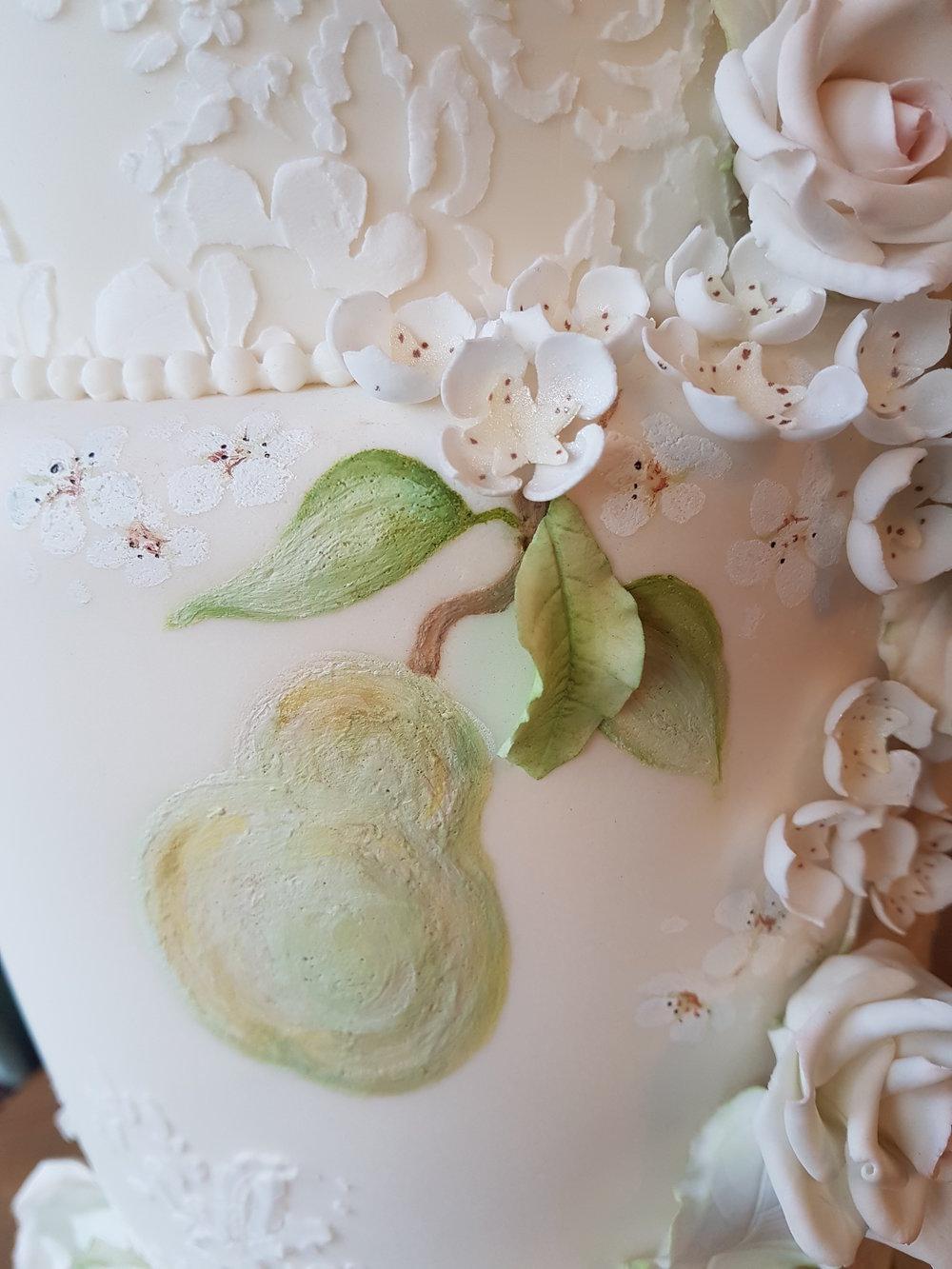 Secret Garden - Hand-painting