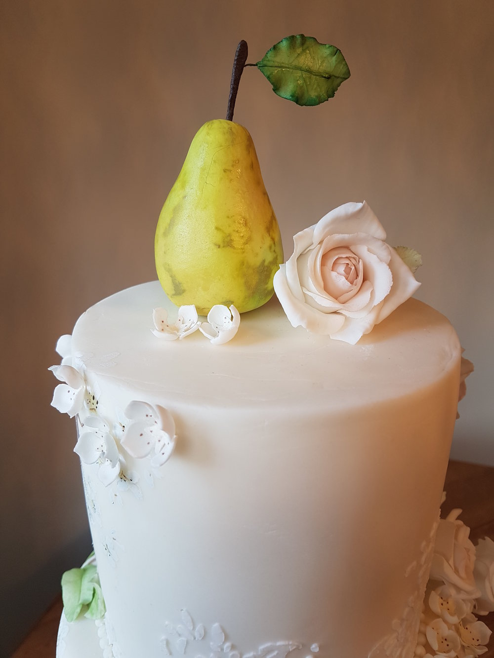 Secret Garden - handmade Sugar Pear