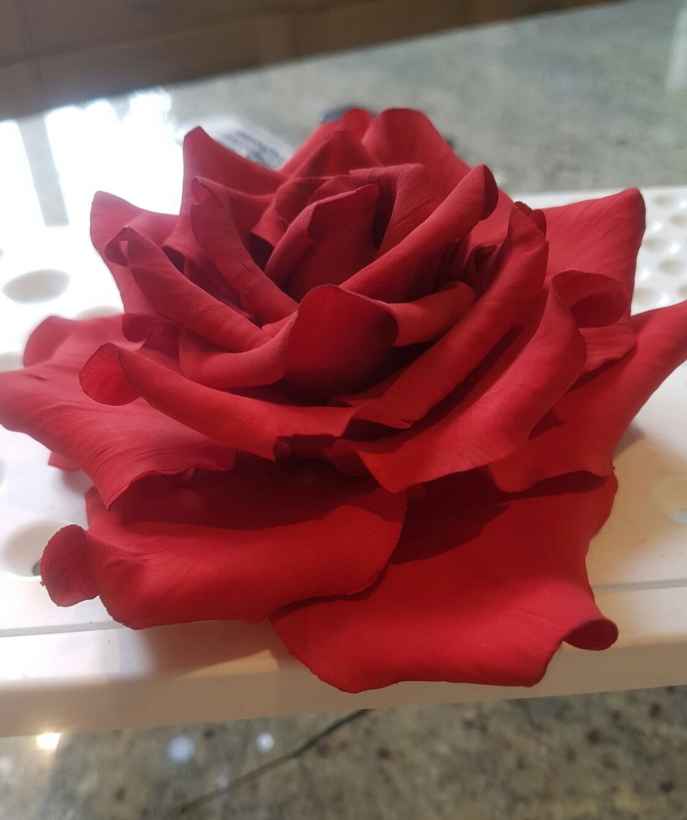 Sugar Crafted Rose
