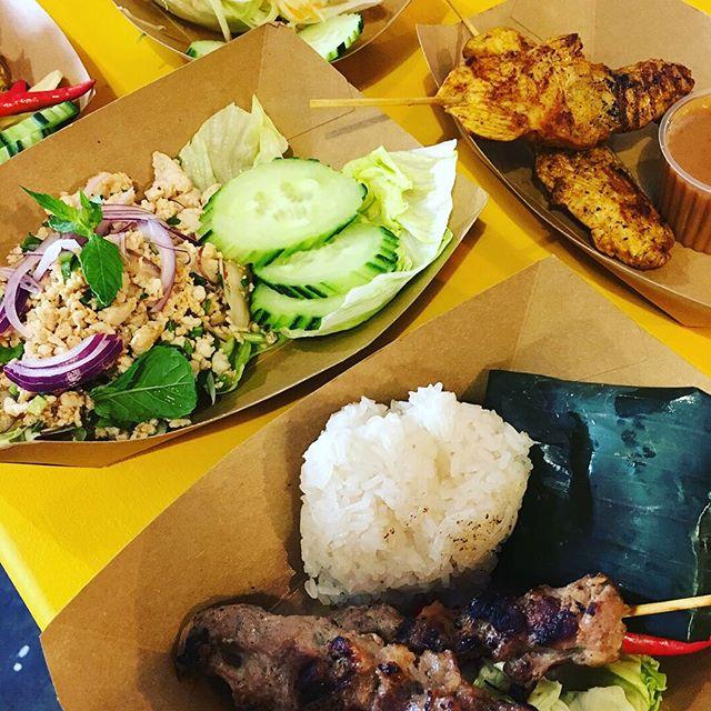 Today at YARD (Breite Gasse 10). Kommt uns besuchen ❤️#bangkok1974 #thaifood #yardfrankfurt #foodporn #frankfurtammain #thaistagram #thaistreetfood #foodstagram #thaidelicacies