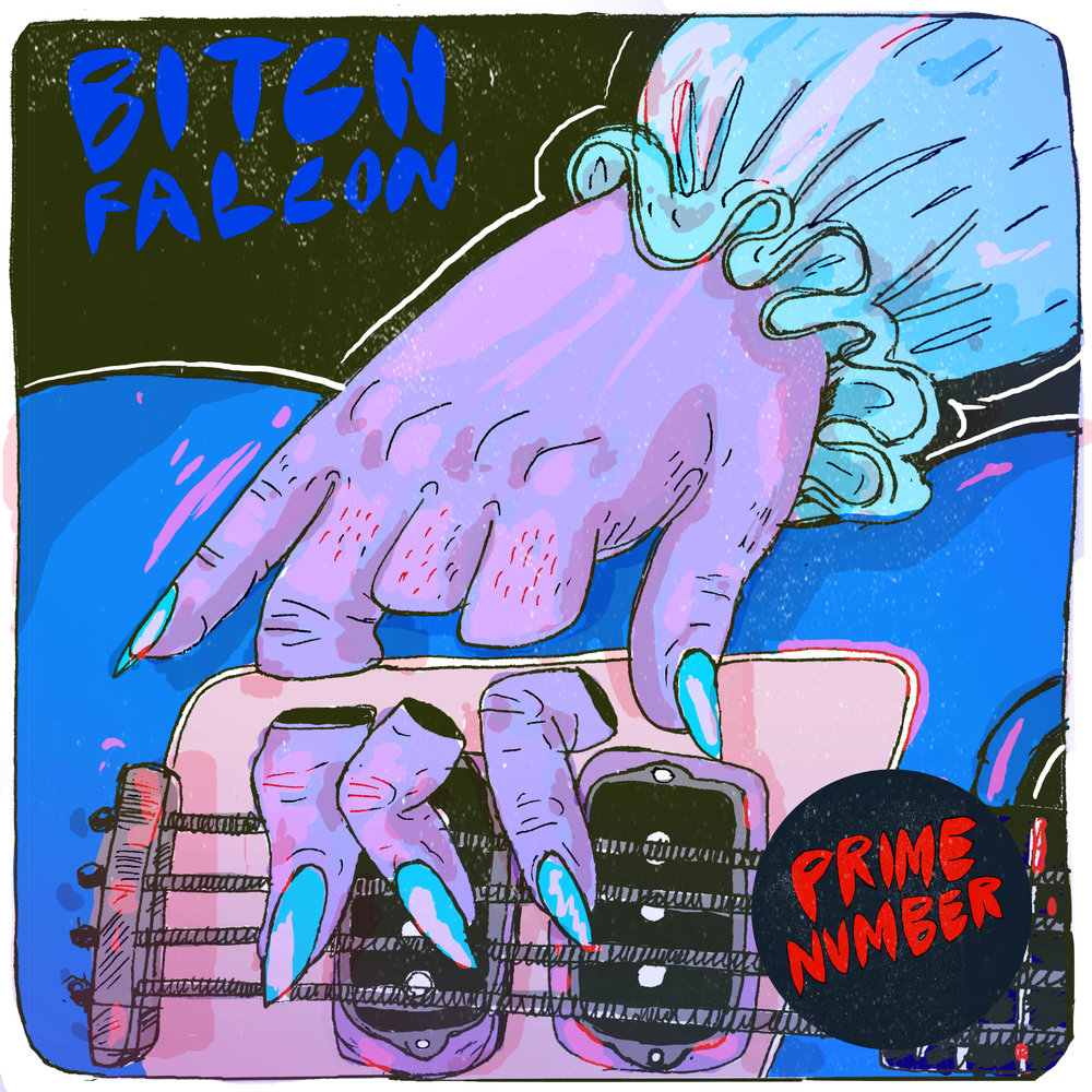 Bitch Falcon Raised by Wolves Prime Number BBC