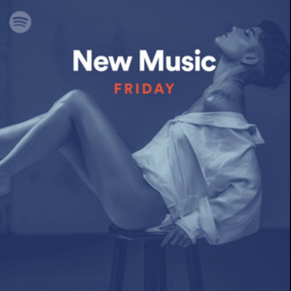 THUMPER added to 'New Music Friday' on Spotify -