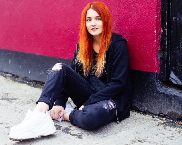 Cat Turner raised by Wolves Music Galway2020