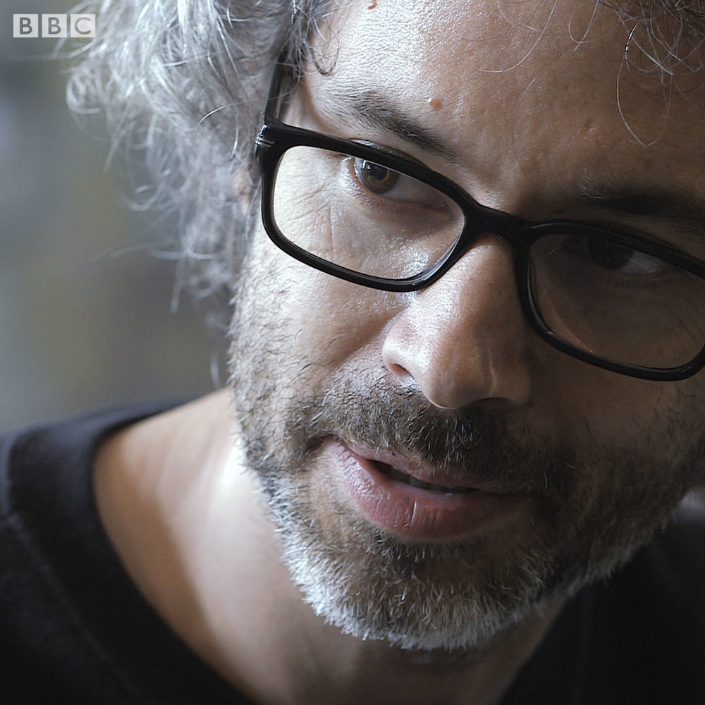 JAMES RHODES - HOW LEARNING TO PLAY THE PIANO SAVED MY LIFE -  BBC