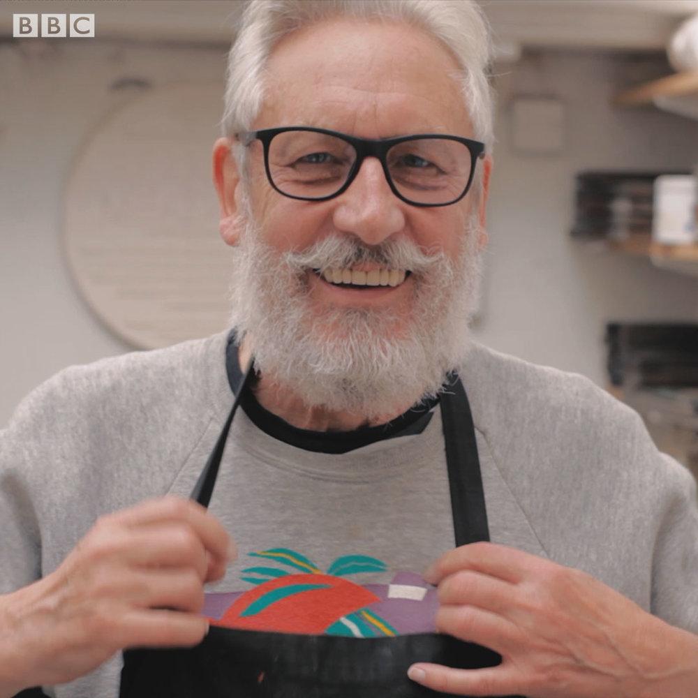 ALAN KITCHING, TYPOGRAPHIC ARTIST - BBC
