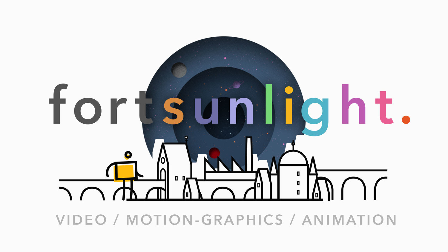 Fortsunlight - video & motion graphics production based in