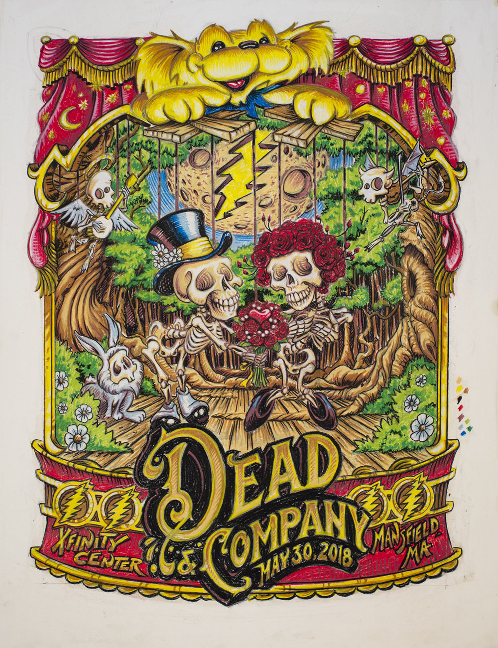 "Dead & Company ""They Love Each Other"""
