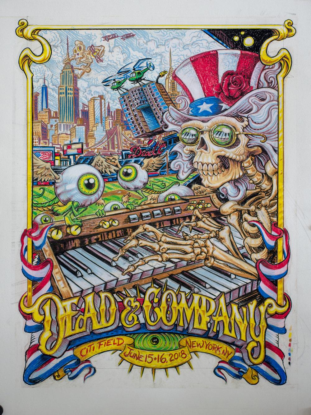 Dead & Company Citi Field