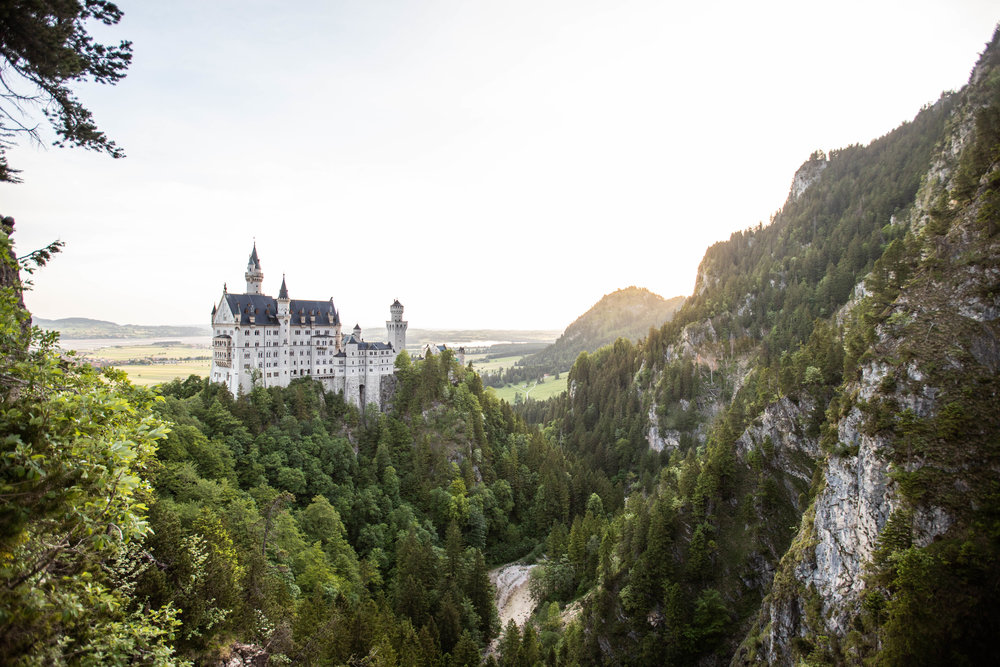 Neuschwanstein Castle by Tone V
