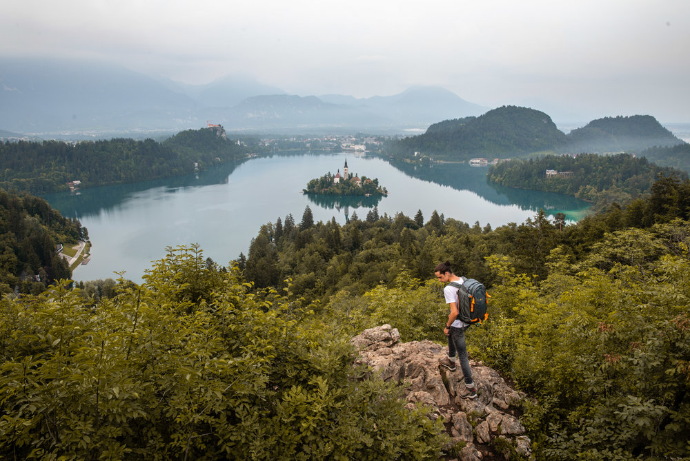 Lake Bled by Mr Dyne