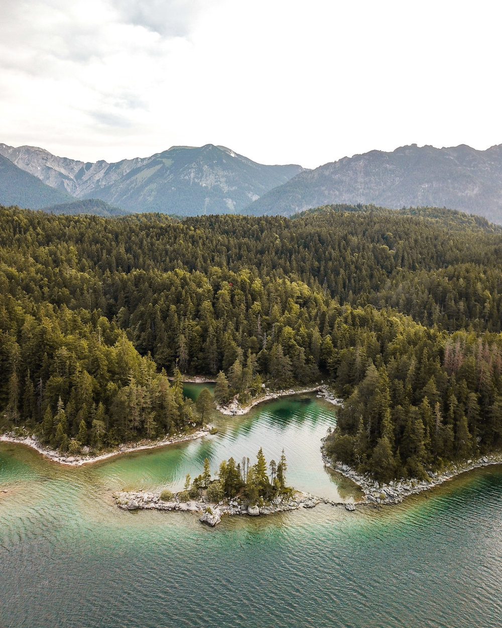 Eibsee by Mr Dyne