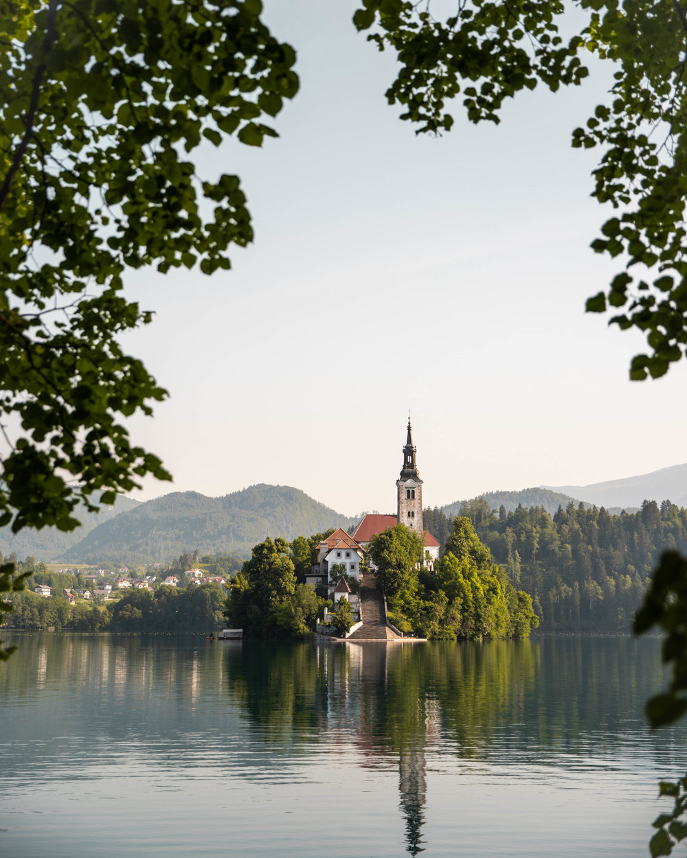 Lake Bled by Tone V