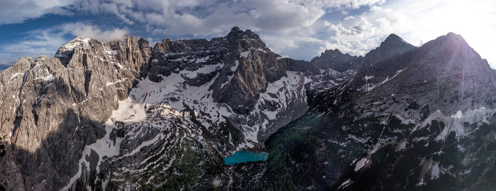Lake Sorapis by Tone V
