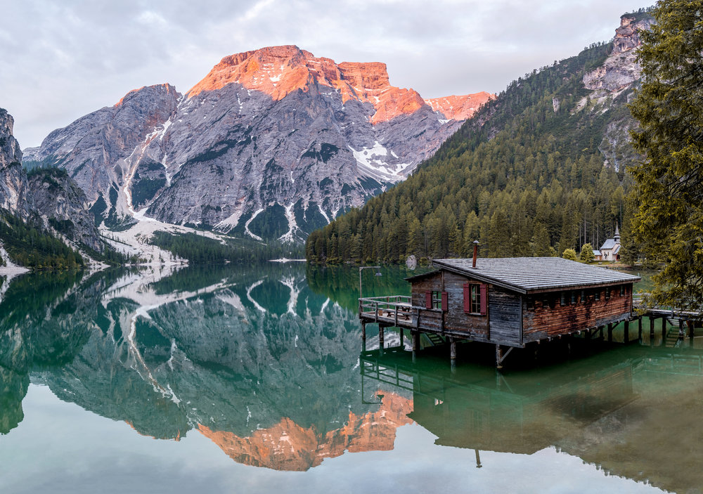 Lago di Braies by Mr Dyne
