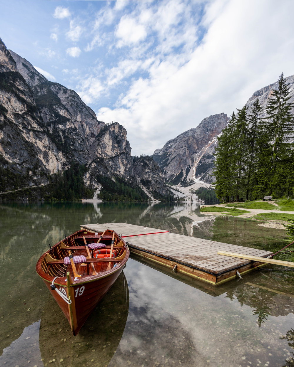 Lago di Braies by Tone V