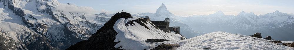 The Alpine Road trip -