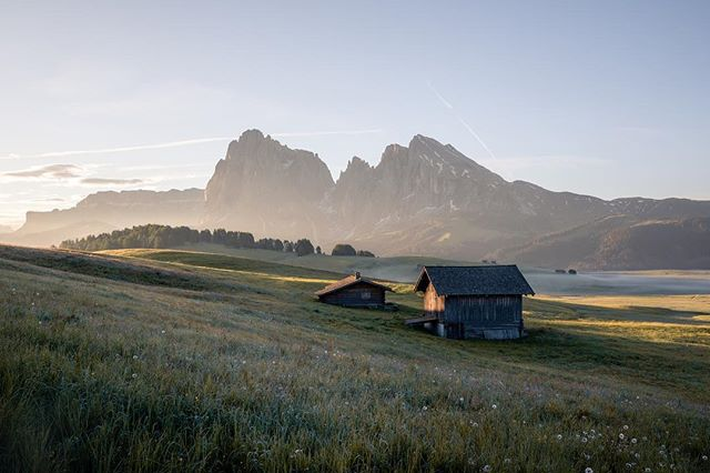 My favorite landscape oriented image of The Alpine Road trip. Yup, it is... It feels wierd tho, calling this my favorite image. But the atmosphere, light, scenery,... It all works for me! It shows me that overcomplicating your scene is often a bad idea, keeping things simple is key! • @canonbelgium @visititaly.it @dolomiti.it @manfrottoimaginemore #beautifuldestinations @beautifuldestinations #moodygrams #gramslayers #hpow #naturelovers #ourplanetdaily #allnatureshots #artofvisuals @artofvisuals #earthherpeople #earthfocus #earth_shotz #earth_deluxe #awesomeearth #artofvisuals #theIMAGED #travelgram #traveleurope #topeuropephoto #super_europe #living_europe #ourmoodydays #ig_italy