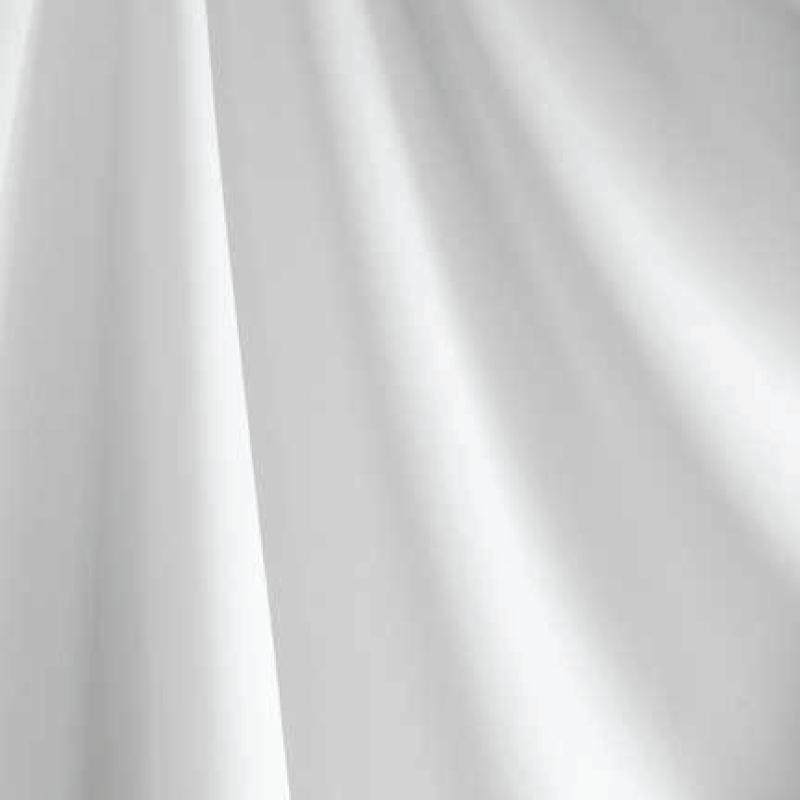 White Polyester Linen   Atlanta Party Rentals