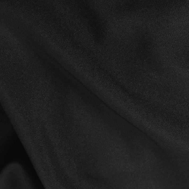 Black Polyester Linen   Atlanta Party Rentals