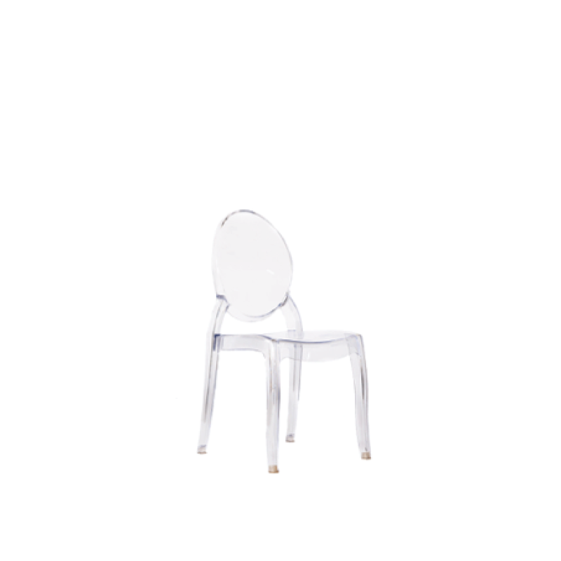 Clear Ghost Chair | Atlanta Party Rentals