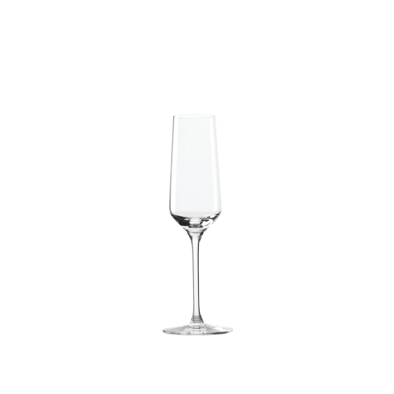 Pure Crystal Champagne Flute   Atlanta Party Rentals