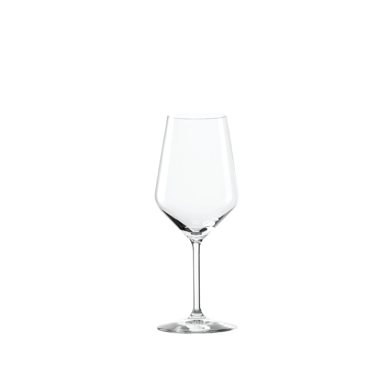 Pure Crystal Red Wine Glass   Atlanta Party Rentals