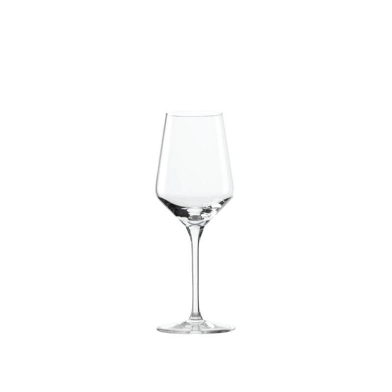 Pure Crystal White Wine Glass   Atlanta Party Rentals