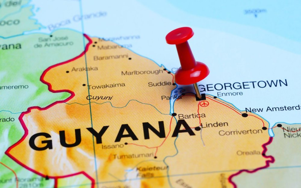 Guyana and oil: Good solution?