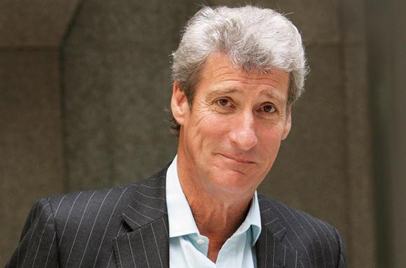Confrontational style: Paxman