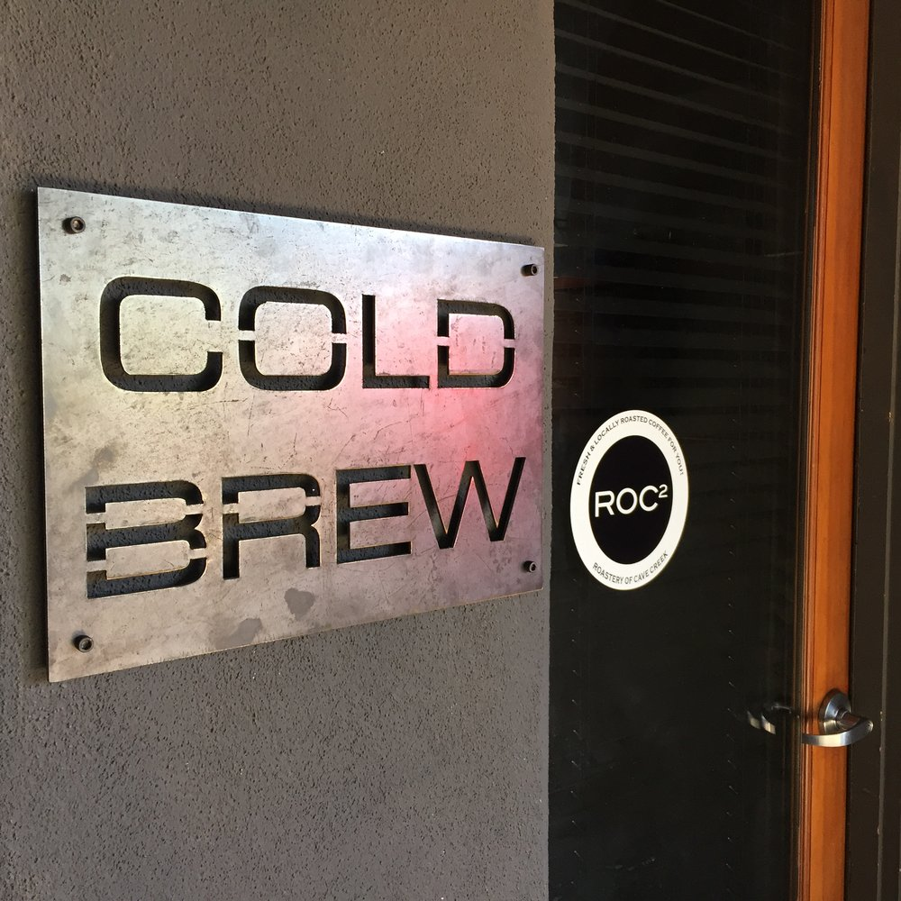 Roc2's cold brew facility