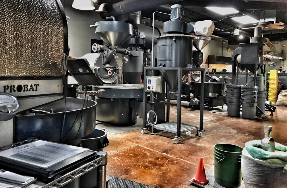 ROC2 Roasting Room