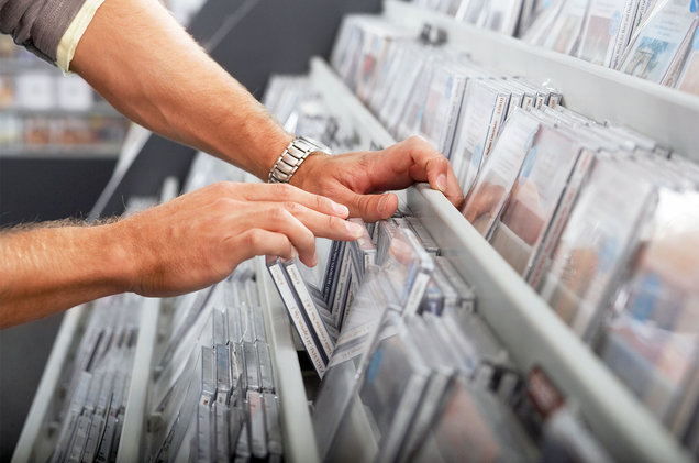 An Ode To the CD: Remembering the 1990s' 'Entertainment Store of the Future' -