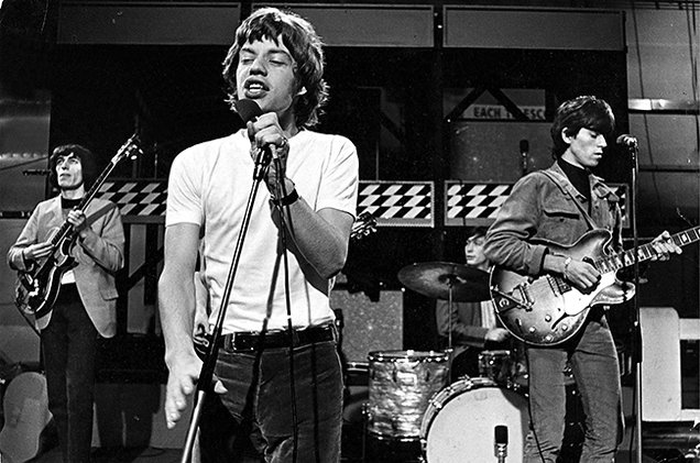Rolling Stones' 'Satisfaction' Turns 50: Celebrate With 50 Face-Melting Guitar Riffs - Playlist