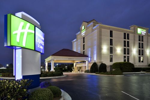 HOLIDAY INN EXPRESS & SUITES UNIVERSITY CTR | NC
