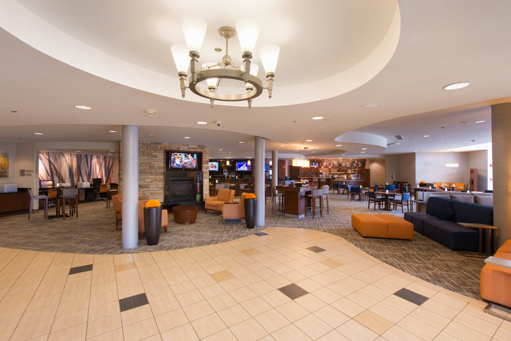 COURTYARD BY MARRIOTT CANTON | OH