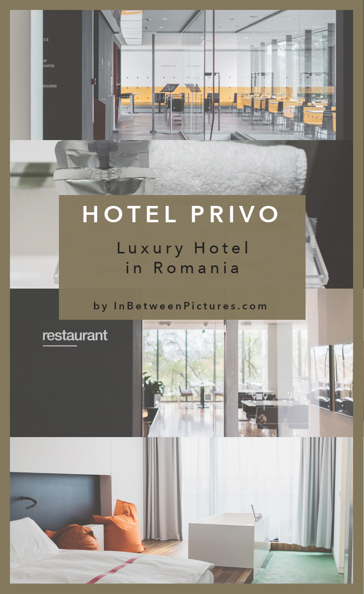 Hotel Privo - The Future of Hotels in Romania and Why You Should Visit