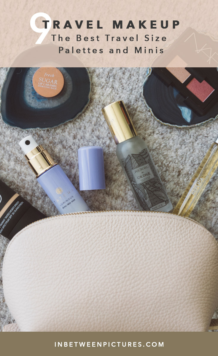 9 Minis and Travel-Size Makeup To Take On Your Next Trip