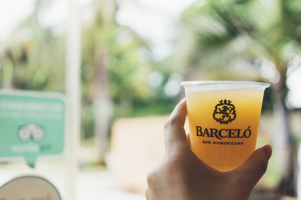 Santo Domingo, Dominican Republic - Rum Barcelo Tour