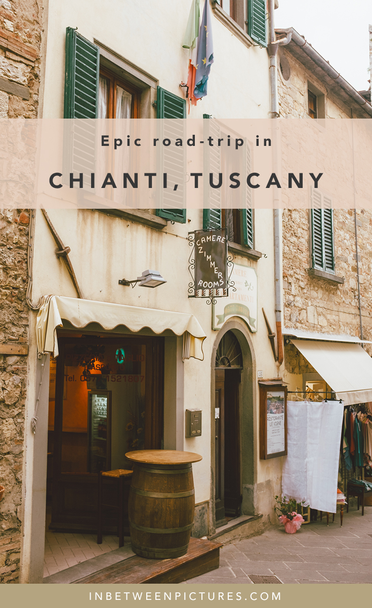 Breathtaking Road-Trip On The Rolling Hills of Chianti, Tuscany