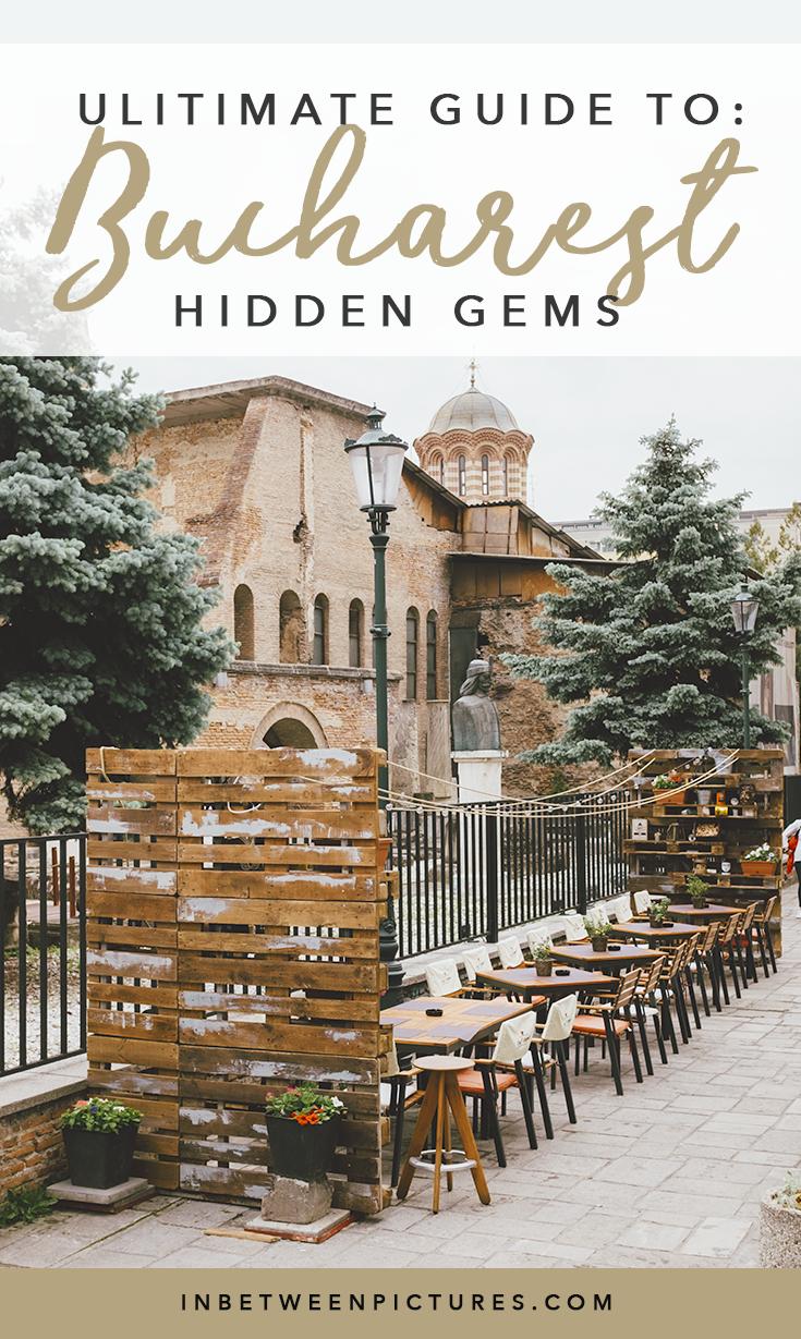 Ultimate Guide To Bucharest Hidden Gems - Coffee Shops, Restaurants, Bars, Cubs