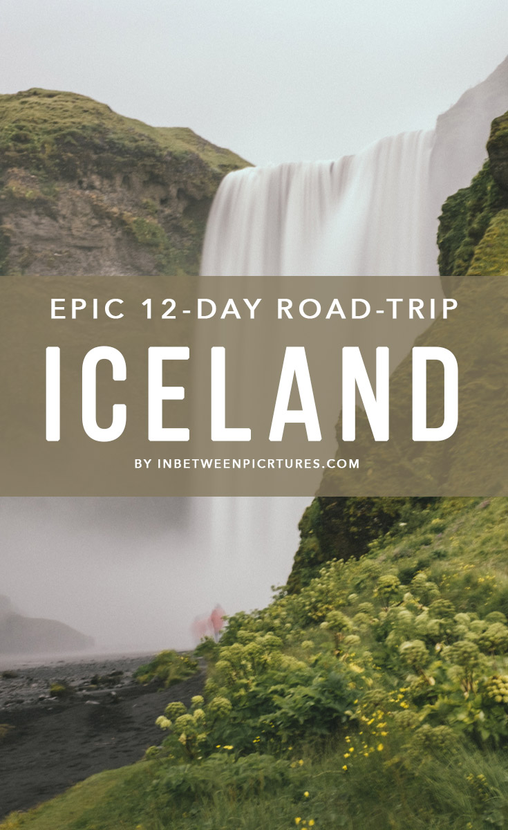 The ultimate Iceland 12 Days Ring Road Road Trip Itinerary. We toured the country on a self drive tour and found the best photography spots along the way.  #Iceland #Reykjavik